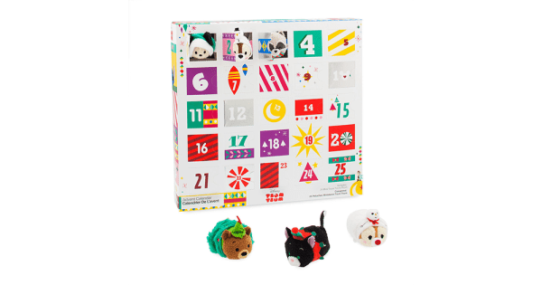 Tsum Tsum Minis Advent Calendar