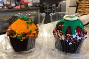 Halloween Inspired Cupcakes Arrive at The Yacht Club