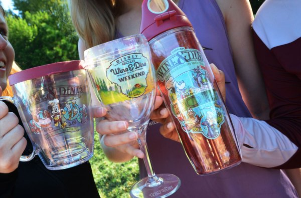 Savor the Flavor of the 2018 Disney Wine & Dine Half Marathon Weekend