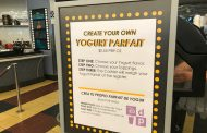 Create Your Own Yogurt Parfait at All-Star Movies