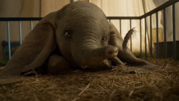Dumbo's Opening Weekend Box Office Numbers 1