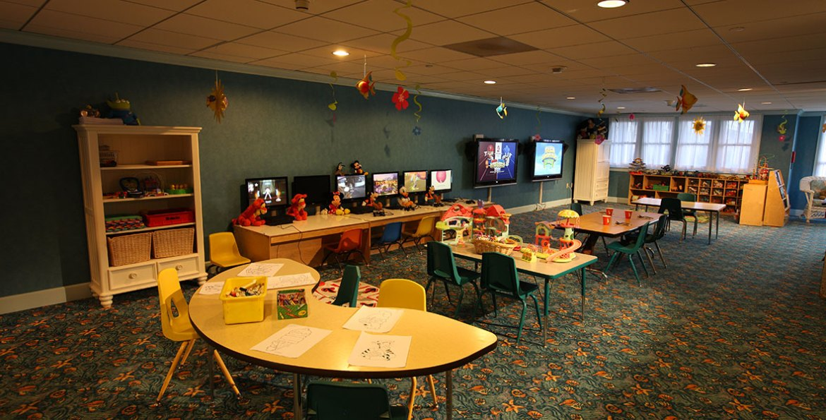 Family Activity Areas Now Available at Select Disney World Resorts