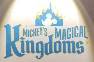 """Mickey's Magical Kingdoms"" Looks at Mickey's Life"
