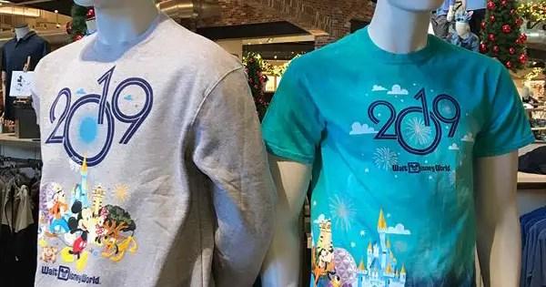 2019 Disney World Merchandise