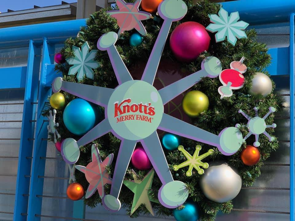 Knott's Merry Christmas – Holiday Spirit Shines Bright This Season