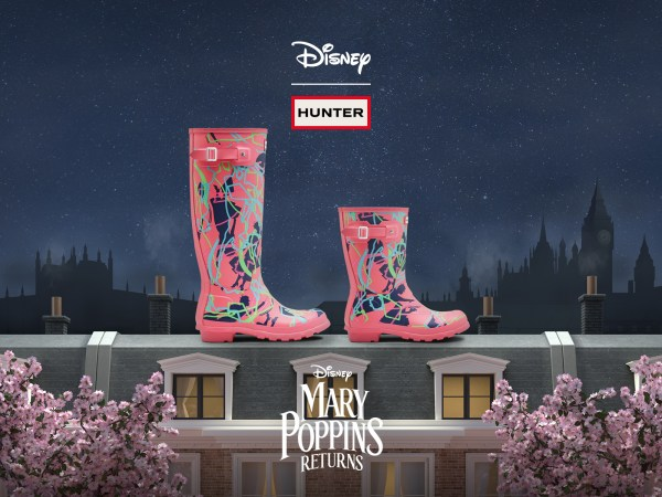 Poppins Returns HUNTER Collection