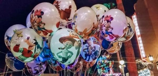 New Holiday Balloons Make Debut at Disney's Hollywood Studios 2