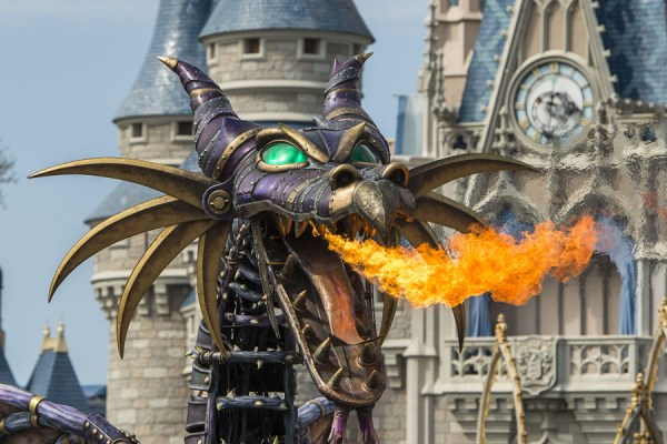 Maleficent is Coming Back to The Festival of Fantasy Parade