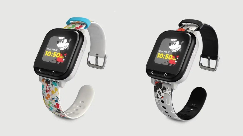 Verizon Releases Mickey Gizmowatch