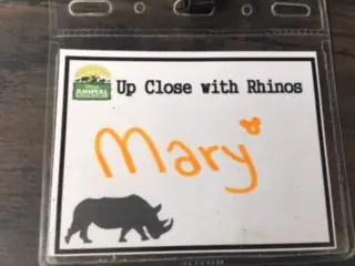 New Up Close With Rhinos Tour At Animal Kingdom 2