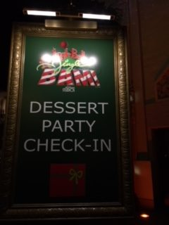 Jingle Bell Jingle Bam Dessert Party Is Back At Hollywood Studios 1