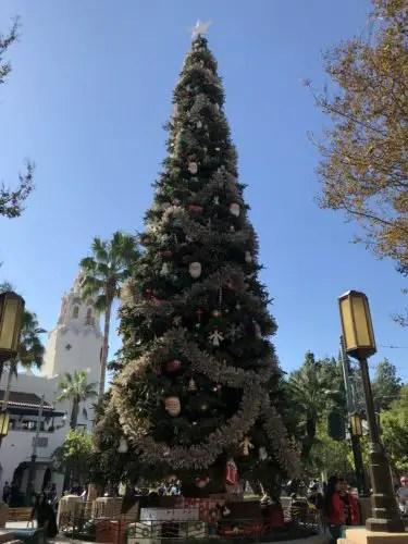 Disney Festival of Holidays at Disney California Adventure Park 1