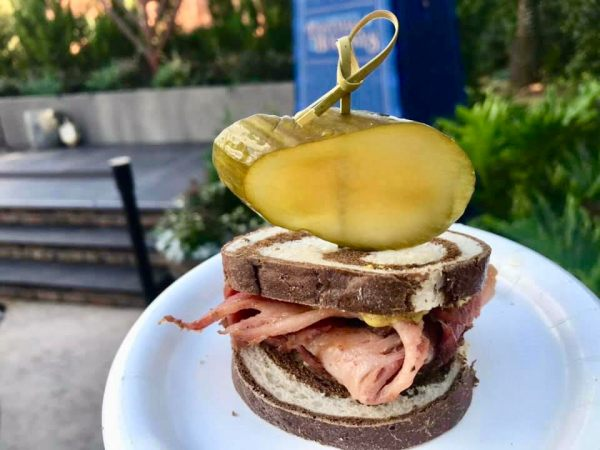 L'Chaim! Brings Special Food Offerings to the 2018 Epcot Festival of the Holidays 3