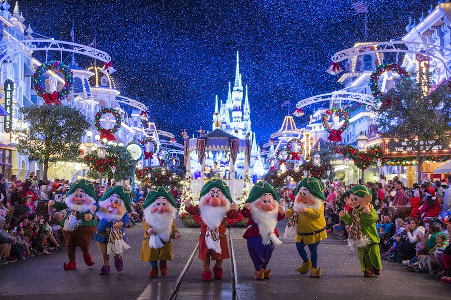 Disney Parks Holiday Transformation Special Coming to Television