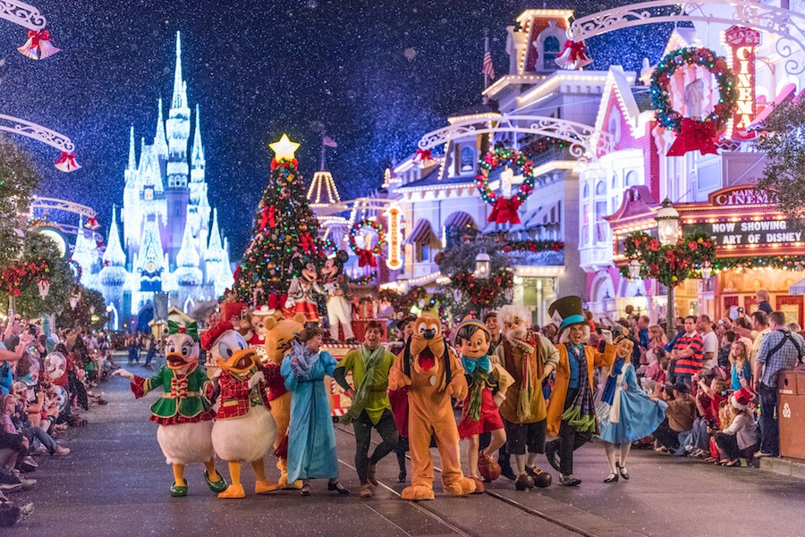 Your Guide to Mickey's Very Merry Christmas Party
