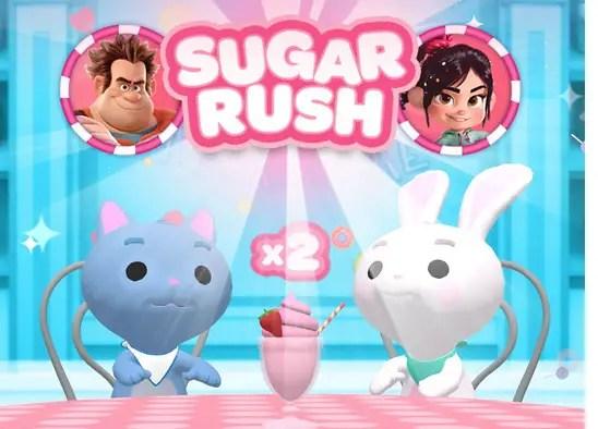 Pancake Milkshake game from Ralph Breaks the Internet now available