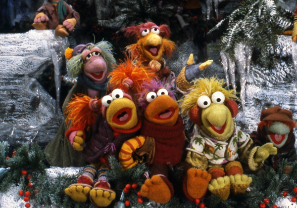 Celebrate the Holidays with Fraggle Rock