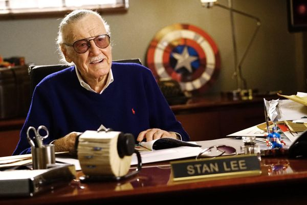 Remembering Stan Lee (1922-2018)