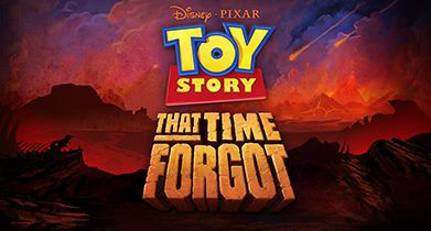 Toy Story That Time Forgot Airing End of November