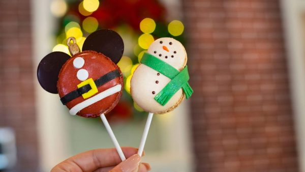 Disney Springs Sweets, Treats, and Savory Dishes Around For the Holidays 7