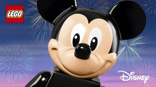 Mickey lego