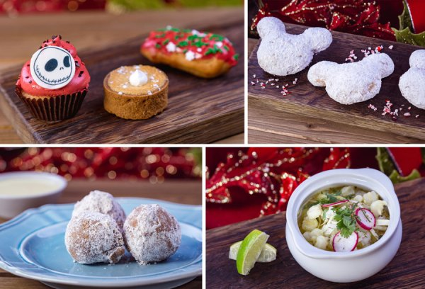 Disneyland Holiday Foodie Guide for 2018 14
