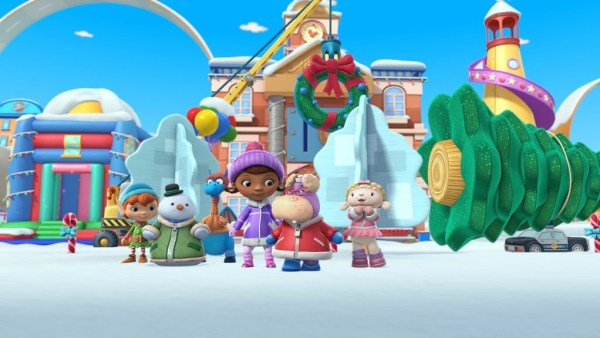 Santa Clause is Coming To Doc McStuffins on Disney Junior! 2