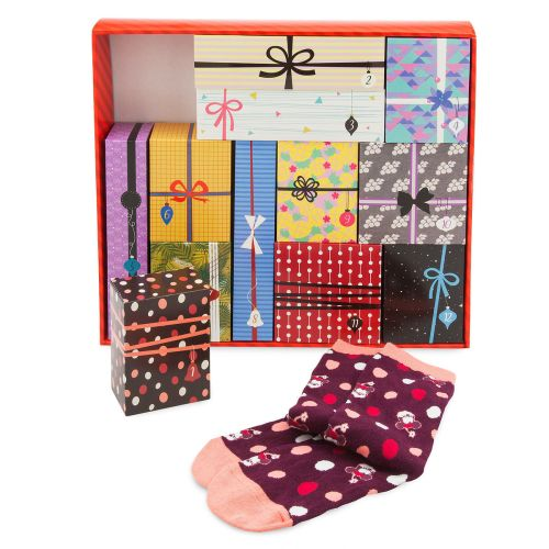 Disney Socks Advent Calendar Round-Up For The Holidays 1