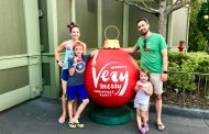 Mickey's Very Merry Christmas Party is Festive Family Fun