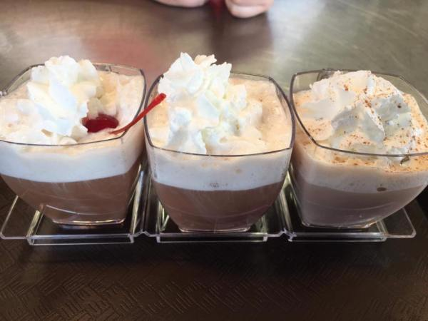 Adults Only Hot Cocoa at Flight Fairfax Fare and Dockside Diner in Hollywood Studios