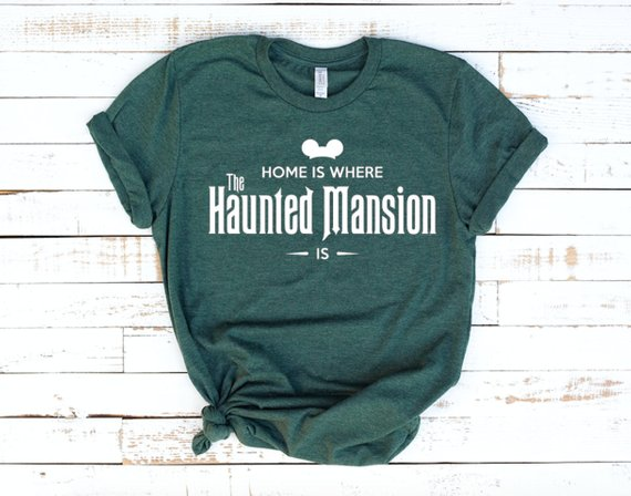 Haunted Mansion Is T-Shirt