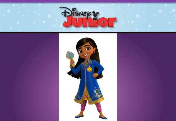 """Mira, Royal Detective,"" Inspired by the Culture of India, to Join Disney Junior Lineup 1"