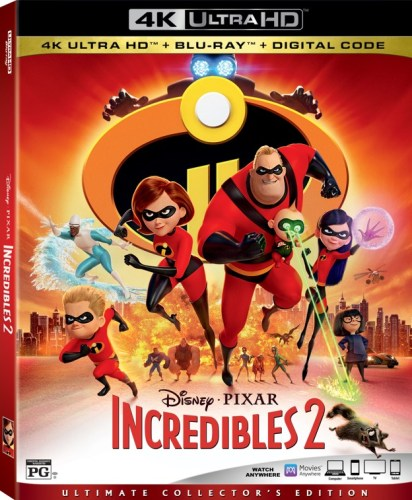 Incredibles 2 Out Now and Full of Extras 2