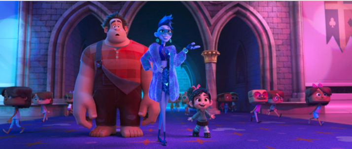 Ralph Breaks the Internet for a Third Time in a Row