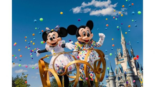 Countdown to Mickey's NEW Celebrations in 2019