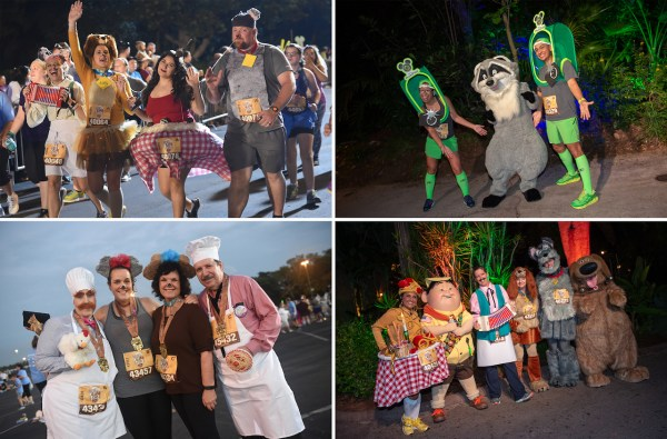 Disney Wine & Dine Half Marathon Brings Food, Drink, and Sweat