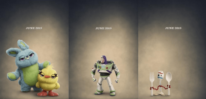 Check Out These New Toy Story 4 Character Posters
