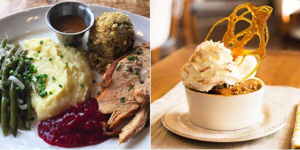 Chef Art Smith's Homecomin' Offers Up a Thanksgiving Feast