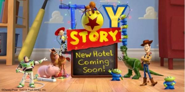 Tokyo Disney Resort Getting a New Toy Story Hotel 1