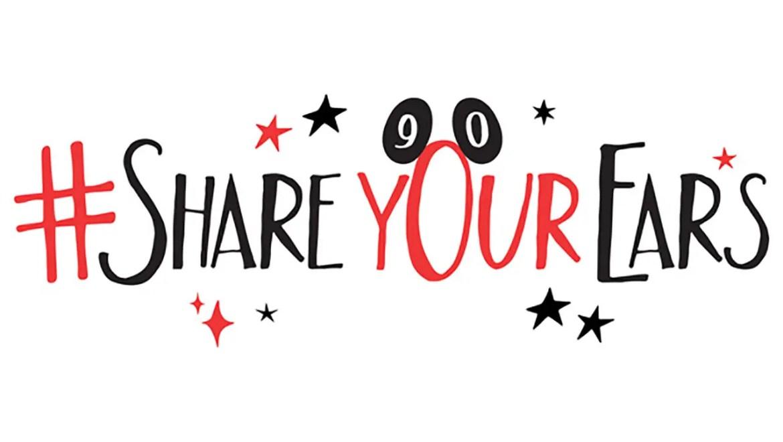 Celebrate Mickey's Birthday and #ShareYourEars