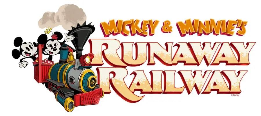 Experience Mickey & Minnie's Runaway Railway at Disney's Hollywood Studios