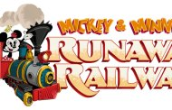 Experience Mickey & Minnie's Runaway Railway at Disney's Hollywood Studios