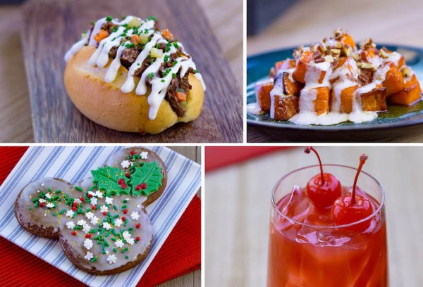 2018 Disney Festival of Holidays at California Adventure Park Foodie Guide 9