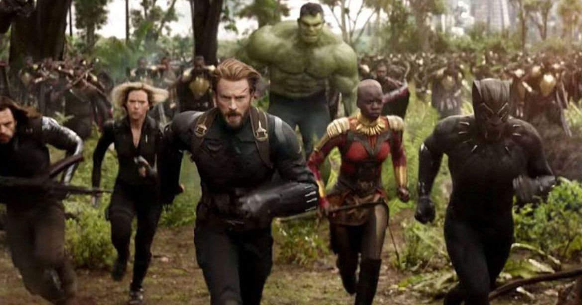 Superhero Films Topped 2018 Box Office, Sets Up Disney for 2019