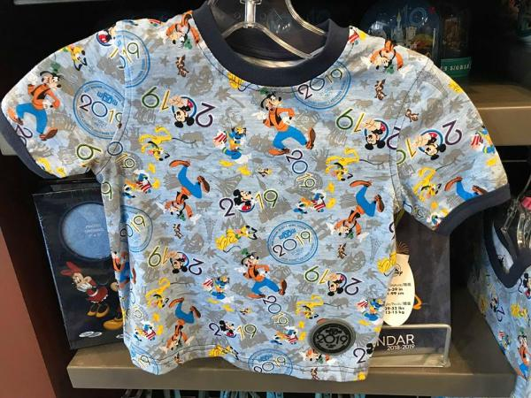 More 2019 Merchandise Available At Walt Disney World 2