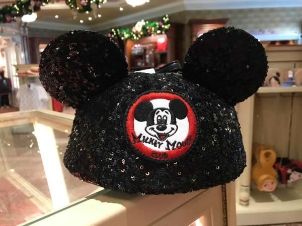 Mickey Mouse Club Crossbody