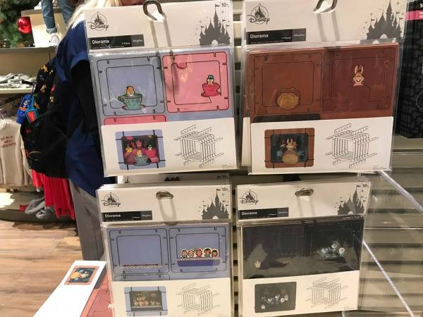 Fun Disney Attractions Dioramas Now Available at Disney Parks 1