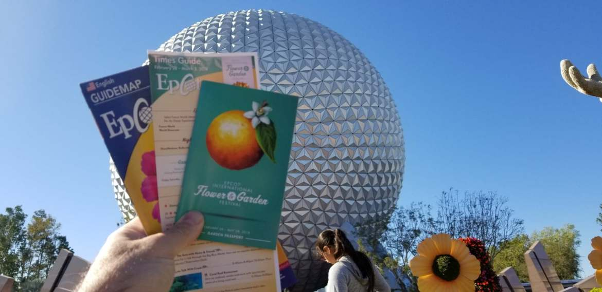 Booking for Garden Rocks Dining Packages at Epcot Flower and Garden Festival Now Open