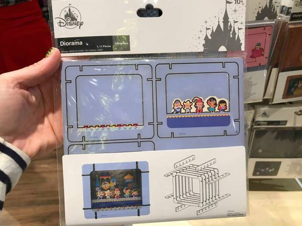 Fun Disney Attractions Dioramas Now Available at Disney Parks 5