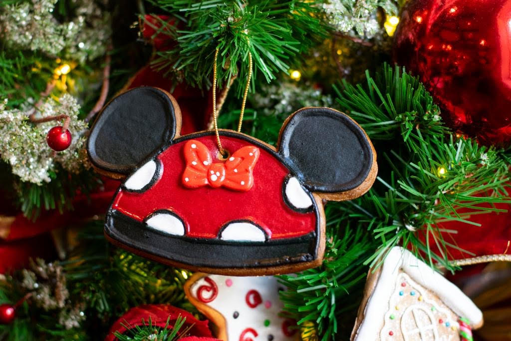 Minnie Mouse is Amorette's Character Cookie of the Week